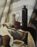 Still life with coffee pot 2