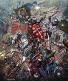 Yevpaty Kolovrat . The last battle. 1238 Rus 13 century