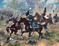THE FEAT COSSACK 3RD BUG COSSACK REGIMENT CARP MOLCHANOVKA IN THE BATTLE OF BORODINO