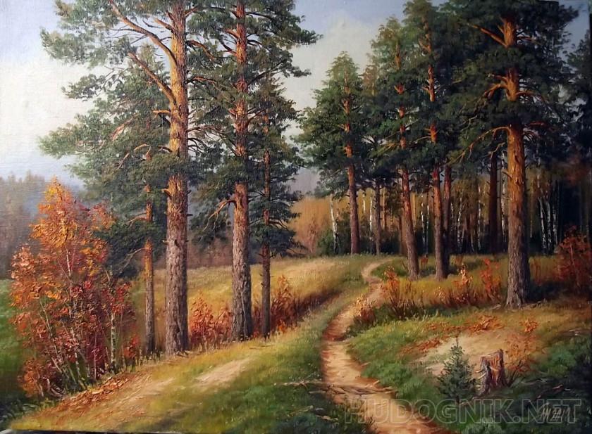 рекомендации лес живопись картинки браке евгением