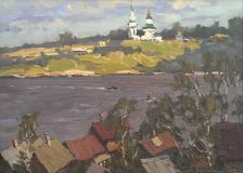 Volga from the city of tutaeva