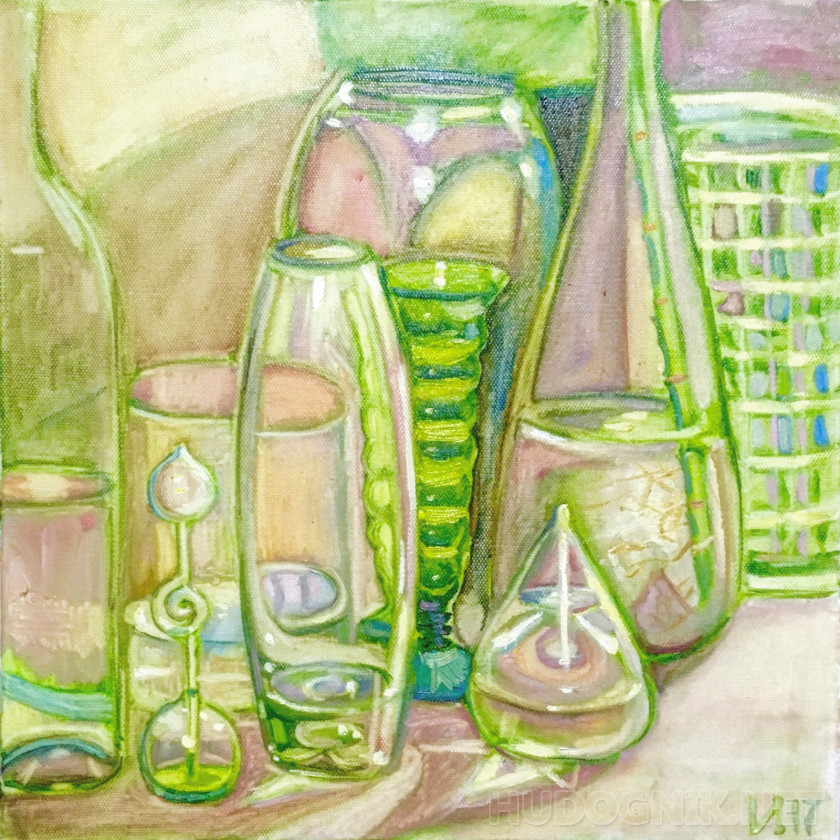 Glass composition number two