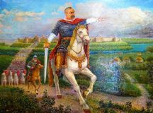 I go to You! Prince Svyatoslav