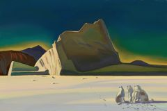 Copy Of Rockwell Kent. Hunter of seals.