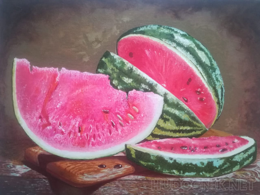 Watermelon-a celebration of life!