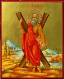 "Icon ""HOLY APOSTLE ANDREW"""