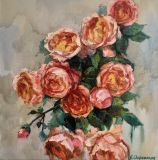 Wistful roses