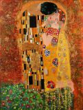 Copy Of Gustav Klimt The Kiss