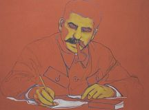 """Stalin pop art"""
