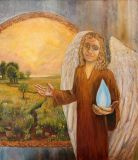 Archangel Uriel Beam of light