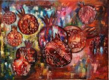 Pomegranate world
