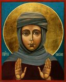 The image of St. St. Mariamna