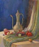 Still life in Eastern style