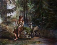 """Forest fairy tale"""