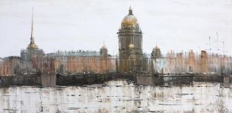 View from the Neva