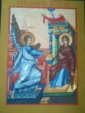 Annunciation to the Most Holy Theotokos