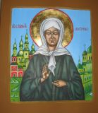 Mother Matrona of Moscow