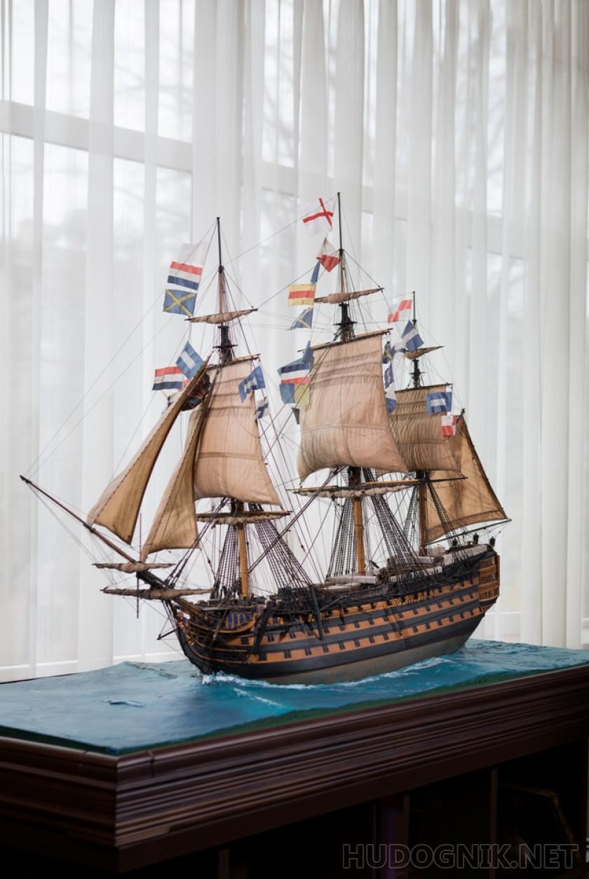Модели парусных кораблей ручной работы работа вахта для девушки с проживанием