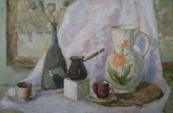 Still life with Turka